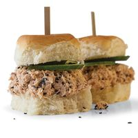 Sushi Bar Tuna Sandwich