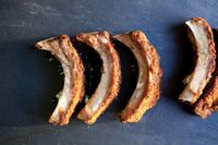 Deviled Baby Back Ribs
