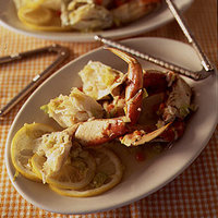 Pickled Dungeness Crab