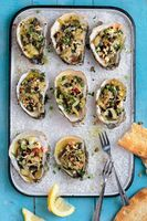 Oysters DuPont