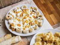 Rolled Flatbread with Butter and Cheese (Sinori)