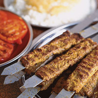 Persian Ground Meat and Onion Kebabs