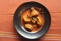 Thalassery Meen Curry (Thalassery-Style Fish Curry)
