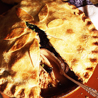 Pheasant and Morel Potpie
