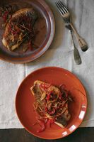 Chuan-Chuan (Malaysian Pan-Seared Snapper with Garlic and Chiles)